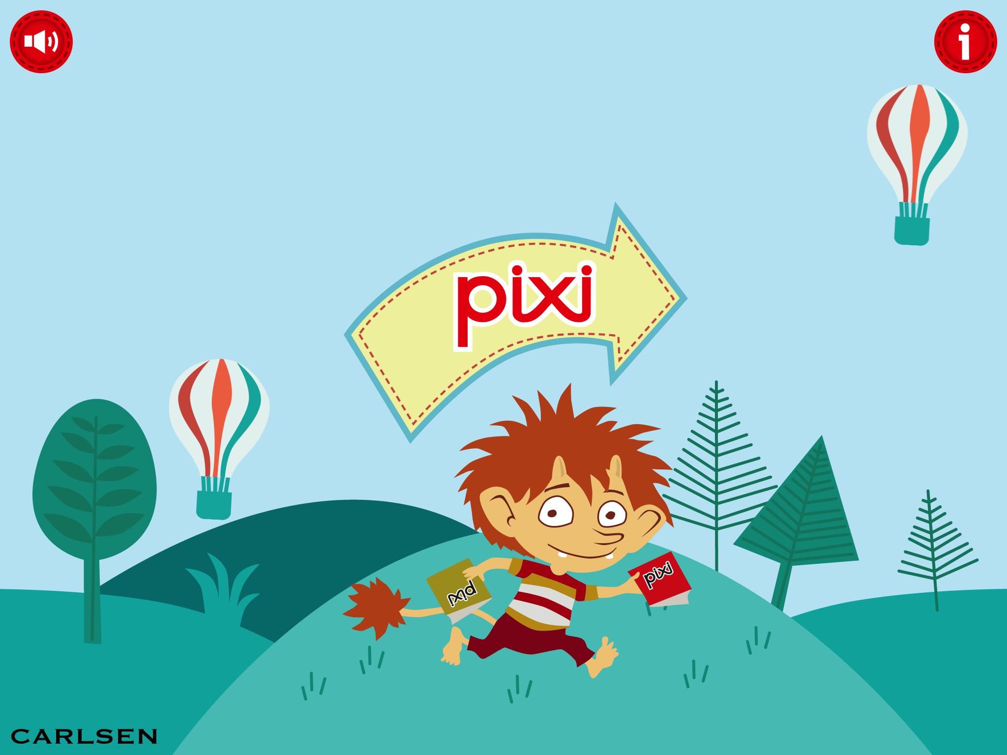 Pixi Børnebøger